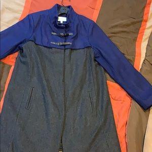 Neiman Marcus chic wool winter coat. Lightly worn